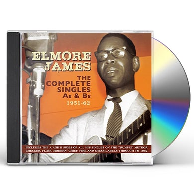 Elmore James COMPLETE SINGLES AS & BS 1951-62 CD