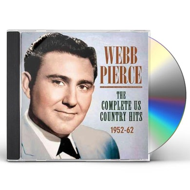 Complete U.S. Country Hits: 1952-1962: Webb Pierce CD