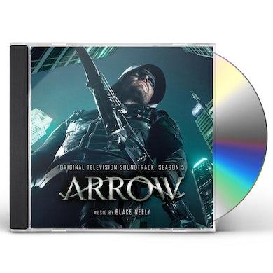 Blake Neely ARROW - SEASON 5: LIMITED EDITION (SCORE) CD