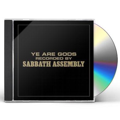 Sabbath Assembly YE ARE GODS CD