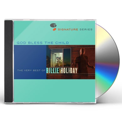 Billie Holiday JAZZ SIGNATURES GOD BLESS THE CHILD: VERY BEST OF CD
