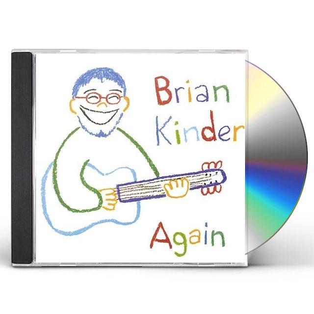 Brian Kinder AGAIN CD