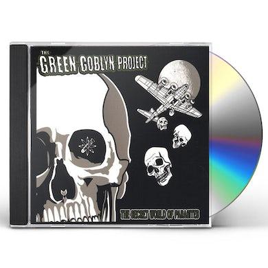 SECRET WORLD OF PARASITES CD
