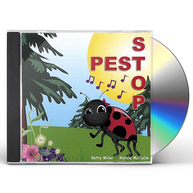 Betty Miller PESTOP CD