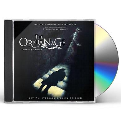 Fernando Velazquez ORPHANAGE / Original Soundtrack CD