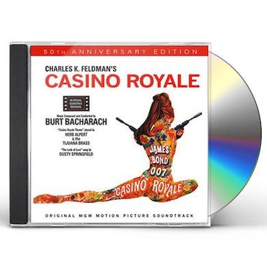 Burt Bacharach CASINO ROYALE / Original Soundtrack CD