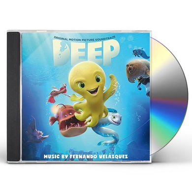 Fernando Velazquez DEEP / Original Soundtrack CD