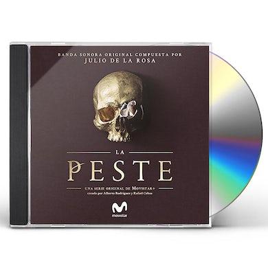 Julio De La Rosa LA PESTE (THE PLAGUE) / Original Soundtrack CD