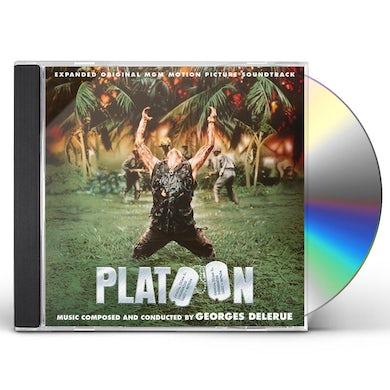 Georges Delerue PLATOON (1000 EDITION) / Original Soundtrack CD