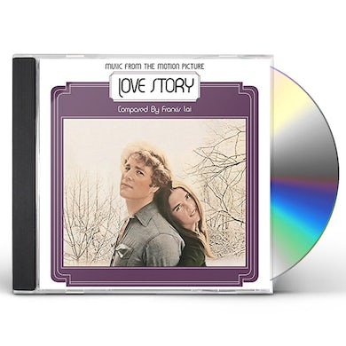 Francis Lai LOVE STORY (1000 EDITION) / Original Soundtrack CD