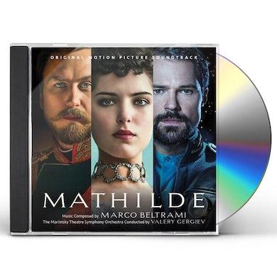 Marco Beltrami MATHILDE / Original Soundtrack CD