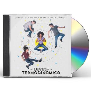 Fernando Velazquez LAS LEYES DE LA TERMODINAMICA / Original Soundtrack CD