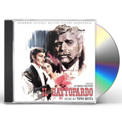 Nino Rota IL GATTOPARDO / Original Soundtrack CD