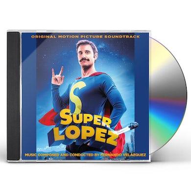 Fernando Velazquez SUPER LOPEZ / Original Soundtrack CD