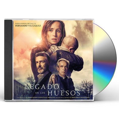 Fernando Velazquez LEGADO EN LOS HUESOS / Original Soundtrack CD