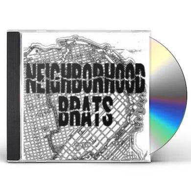 NEIGHBORHOOD BRATS CD