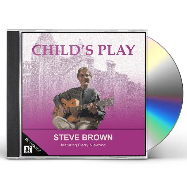 Steve Brown CHILD'S PLAY CD