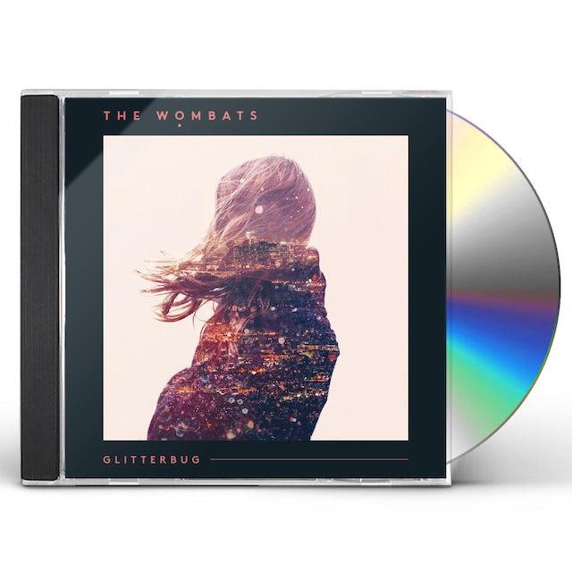 The Wombats GLITTERBUG CD