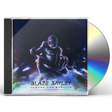 Blaze Bayley ENDURE & SURVIVE CD