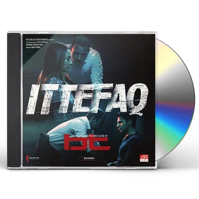 ITTEFAQ (OFFICIAL ORCHESTRAL SCORE ALBUM) / Original Soundtrack CD