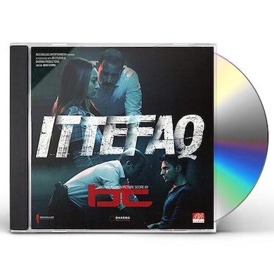 BT ITTEFAQ (OFFICIAL ORCHESTRAL SCORE ALBUM) / Original Soundtrack CD
