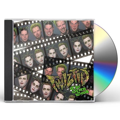 Twiztid GREEN BOOK CD