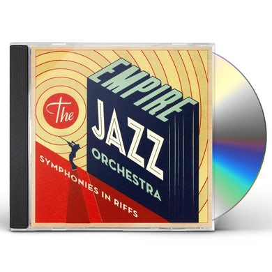 Empire Jazz Orchestra SYMPHONIES IN RIFFS CD
