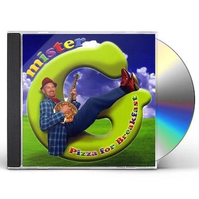 Mister G PIZZA FOR BREAKFAST CD