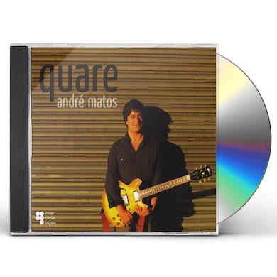 Andre Matos QUARE CD