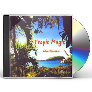Don Baaska TROPIC MAGIC CD