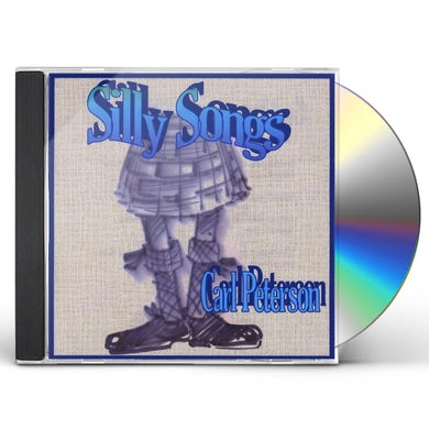 Carl Peterson SILLY SONGS CD