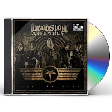 Deadstar Assembly COAT OF ARMS CD