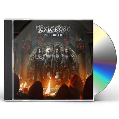 IN FOR THE KILL CD