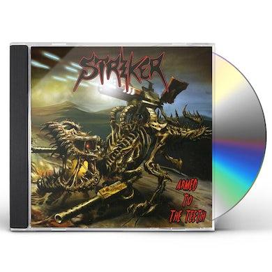 Striker ARMED TO THE TEETH CD
