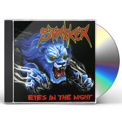 Striker EYES IN THE NIGHT CD