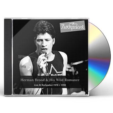 Herman Brood & His Wild Romance LIVE AT ROCKPALAST 1978 & 1990 CD