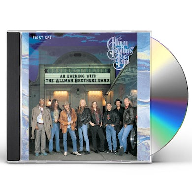 The Allman Brothers Band  EVENING WITH: FIRST SET CD