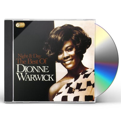 Dionne Warwick NIGHT & DAY: THE BEST OF CD