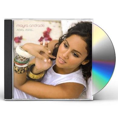 Mayra Andrade STORIA STORIA CD