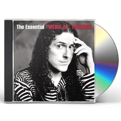 ESSENTIAL WEIRD AL YANKOVIC CD