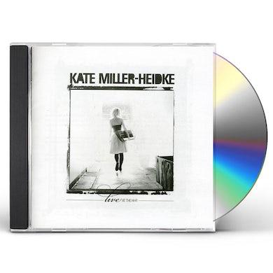 Kate Miller-Heidke LIVE AT THE HI-FI CD