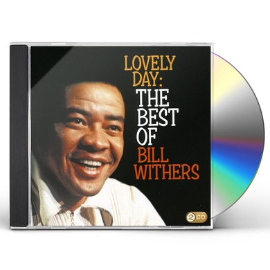 Bill Withers LOVELY DAY: THE BEST OF CD