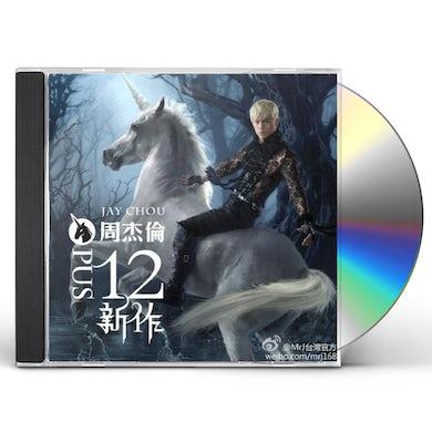 Jay Chou OPUS 12 CD