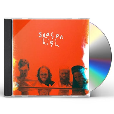 Little Dragon SEASON HIGH CD