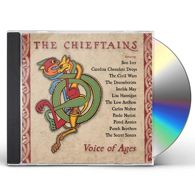 Chieftains VOICE OF AGES CD
