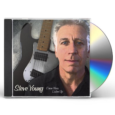 Steve Young C MON NOW LISTEN UP CD
