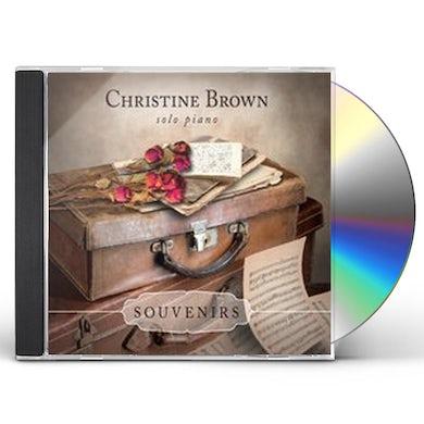 Christine Brown SOUVENIRS: SOLO PIANO CD