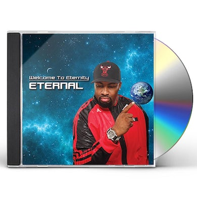 Eternal WELCOME TO ETERNITY CD
