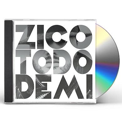 Zico TODO DE MI CD