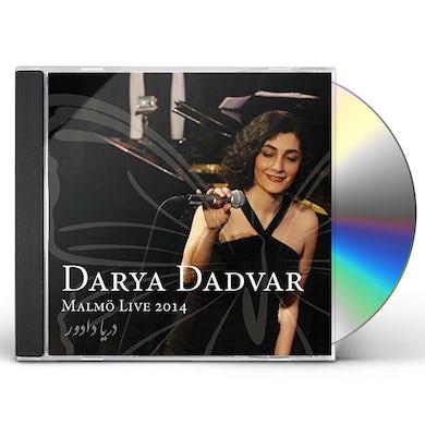 Darya Dadvar MALMO LIVE 2014 CD